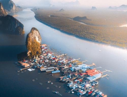 Таиланд : жизнь на воде!