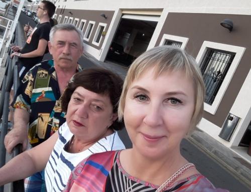 Отзыв семьи Симаковых об отдыхе на о. Тенерифе, Испания с 14.03.2019-28.03.2019