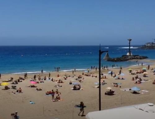 Пляж о. Тенерифе 27.05.2020