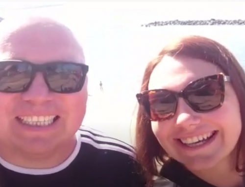 Семья Сухановых об отдыхе в Испании