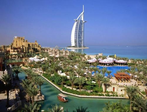 Для путешествий в Дубай